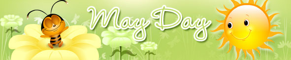 May Day Cards | May Day Ecards | May Day Greeting Cards | Free May Day Ecards