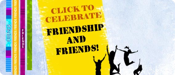 Friendship Day Cards, Friendship Day Ecards
